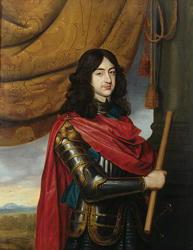 Charles II | Gerrit van Honthorst | oil painting
