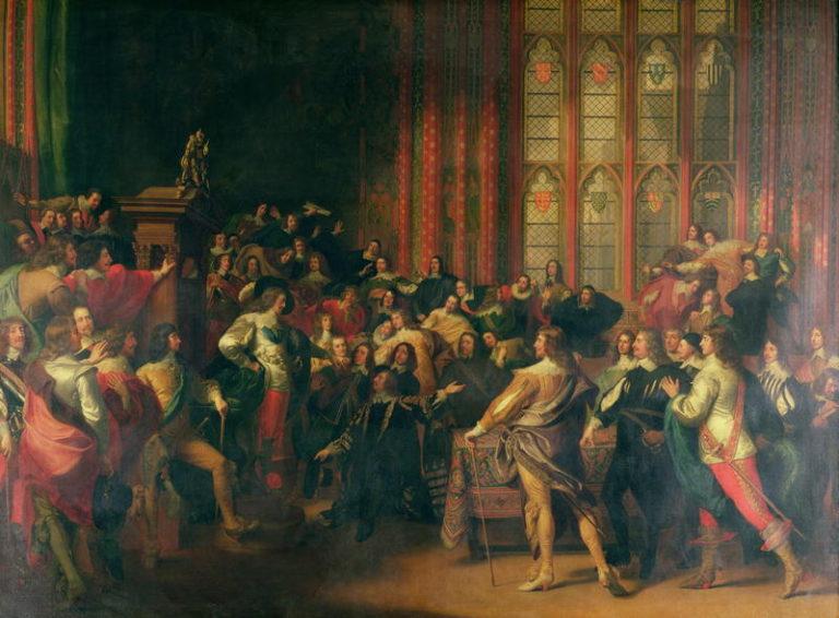 Charles I | John Singleton Copley | oil painting