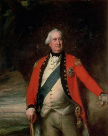 Charles Marquess Cornwallis K G 1795 | John Singleton Copley | oil painting