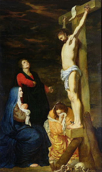 Christ on the Cross | Gerard de Lairesse | oil painting