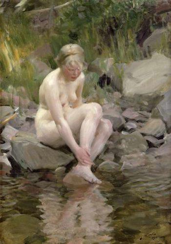 Dagmar | Anders Leonard Zorn | oil painting