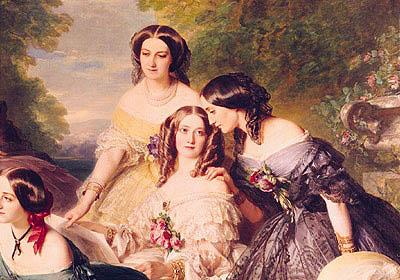 Empress Eugenie | Franz Xavier Winterhalter | oil painting