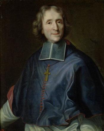 Francois de Salignac de la Mothe Fenelon | Joseph Vivien | oil painting