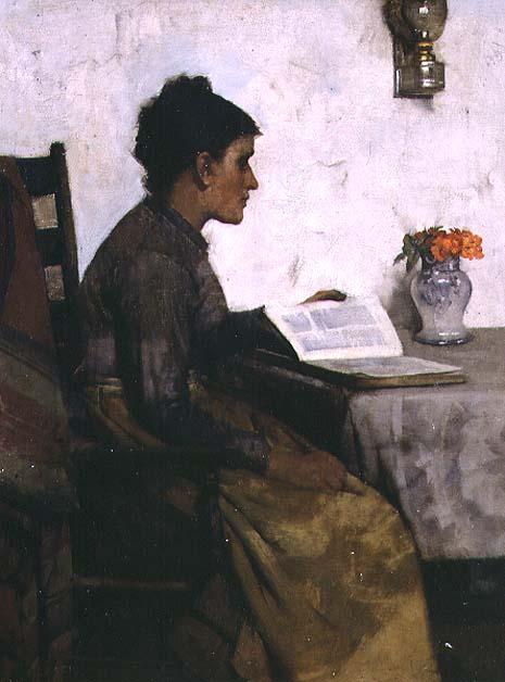 Her Comfort 1889 | Albert Chevallier Tayler | oil painting