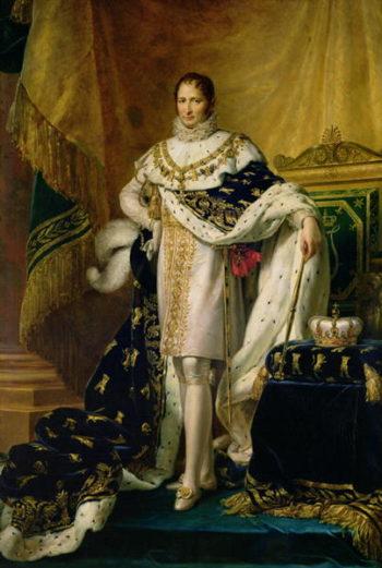 Joseph Bonaparte | Francois Pascal Simon Baron Gerard | oil painting