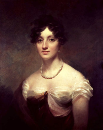 Lady Colville | Sir Henry Raeburn | oil painting