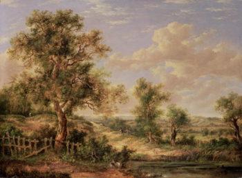 Landscape | Patrick Nasmyth | oil painting