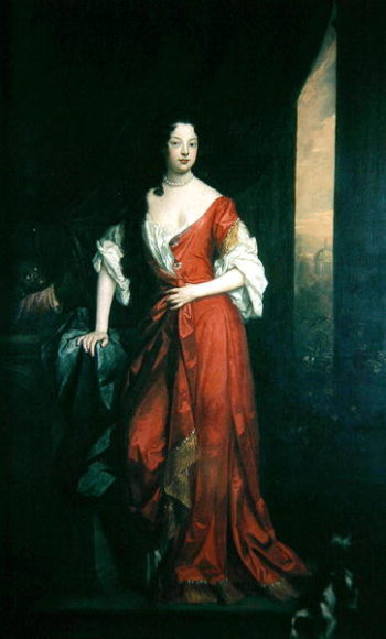 Louise de Keroualle | Sir Godfrey Kneller | oil painting