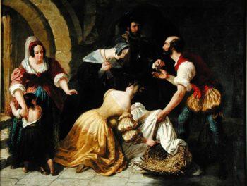 Margaret Roper | Charles Landseer | oil painting