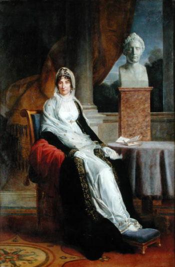 Marie Laetitia Ramolino | Francois Pascal Simon Baron Gerard | oil painting