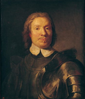Oliver Cromwell | Gaspar de Crayer | oil painting