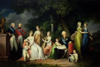 Paul I | Franz Gerhard von Kugelgen | oil painting