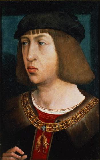 Philip I of Spain | Juan de Flandes | oil painting