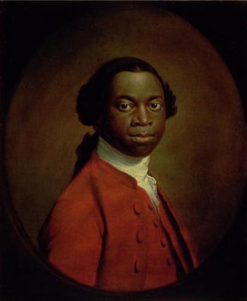 Portrait of an African 1757 60 | Allan Ramsay | oil painting