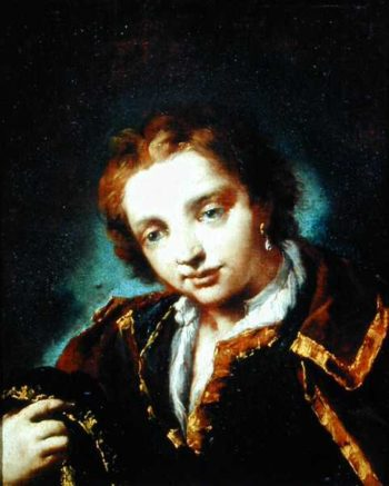 Portrait of a Young Man | Giovanni Antonio Guard | oil painting