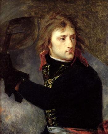 Bonaparte on the Bridge of Arcole 17th November 1796   Baron Antoine Jean Gros   oil painting
