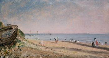 Brighton Beach | John Constable | oil painting