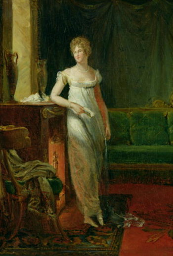 Catherine Worlee | Francois Pascal Simon Baron Gerard | oil painting