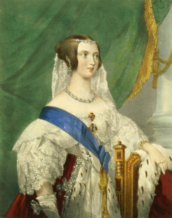 Her Most Gracious Majesty Queen Victoria | George Howard | oil painting