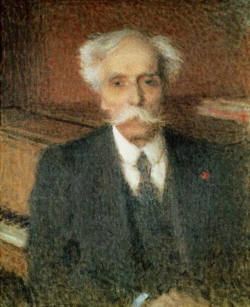 Gabriel Faure | Ernest Joseph Laurent | oil painting