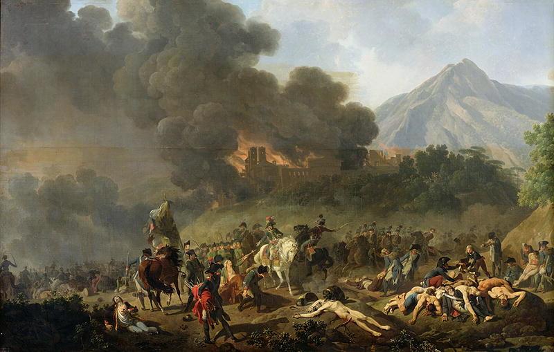 General Bonaparte | Nicolas Antoine Taunay | oil painting