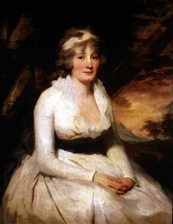 Helen Boyle Mrs Thomas Mure   Sir Henry Raeburn   oil painting
