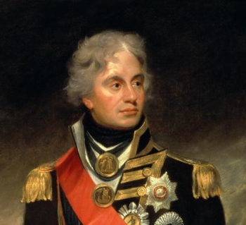 Horatio Viscount Nelson | Sir William Beechey | oil painting