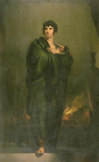 John Philip Kemble   Sir Thomas Lawrence   oil painting