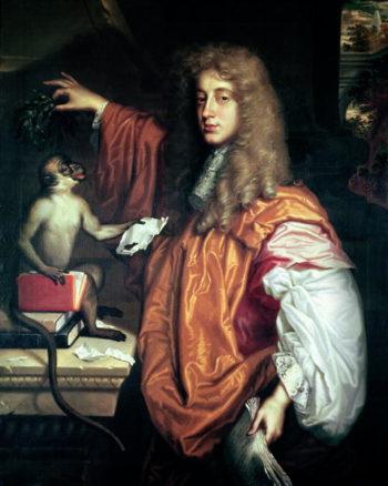John Wilmot | Jacob Huysmans | oil painting
