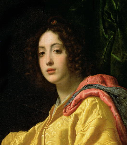 Judith and Holofernes 1599 | Cristofano Allor | oil painting