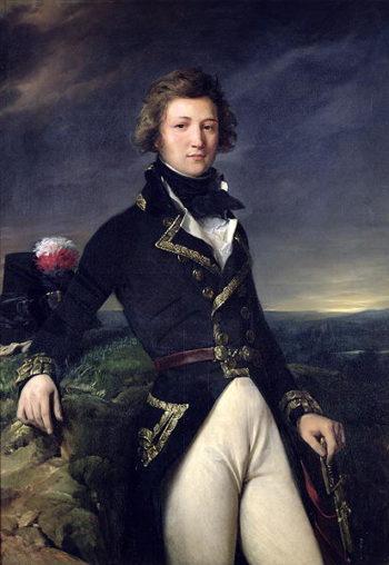 Louis Philippe d'Orleans | Leon Cogniet | oil painting