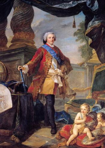 Louis | Charles Joseph Natoire | oil painting