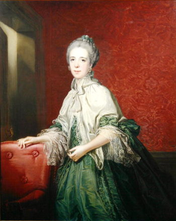 Mary Anne Colmore | Francis Cotes | oil painting