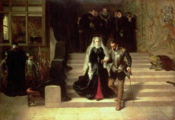 Mary Queen of Scots | Laslett John Pott | oil painting