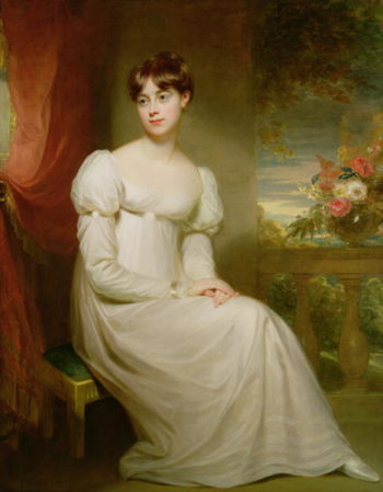 Miss Harriet Beechey | Sir William Beechey | oil painting