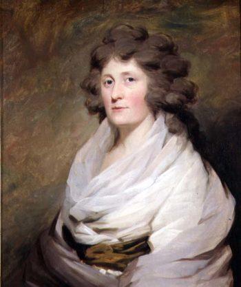 Mrs Maclean of Kinlochaline 1823 | Sir Henry Raeburn | oil painting