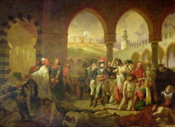 Napoleon Bonaparte | Baron Antoine Jean Gros | oil painting
