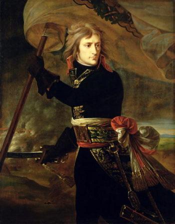 Napoleon I | Baron Antoine Jean Gros | oil painting