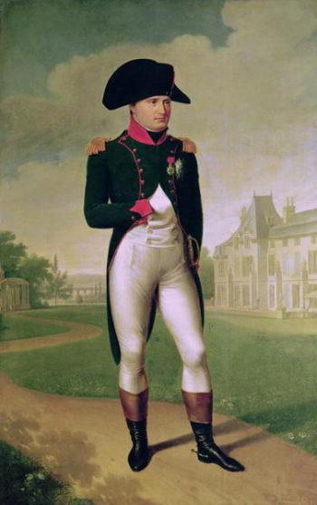 Napoleon I | Francois Pascal Simon Baron Gerard | oil painting