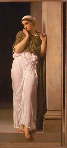 Nausicaa 1878 | Frederic Leighton | oil painting