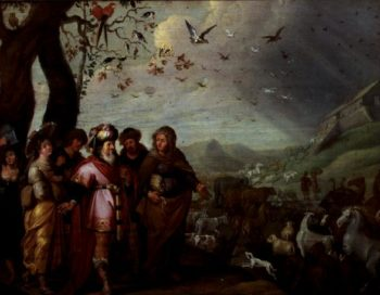 Noah's Ark | Hans III Jordaens