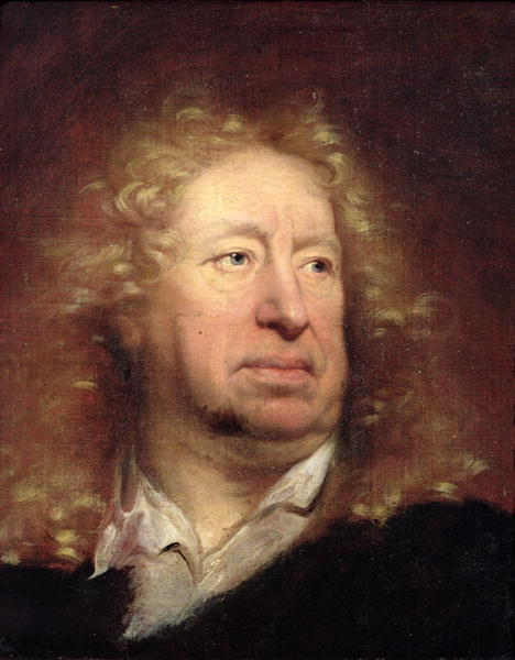 Portrait of Everhard Jabach | Hyacinthe Rigaud | oil painting