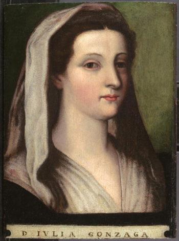 Portrait of Giulia Gonzaga | Sebastiano del Piombo | oil painting