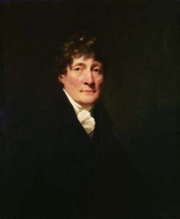 Portrait of Henry Mackenzie | Sir Henry Raeburn | oil painting