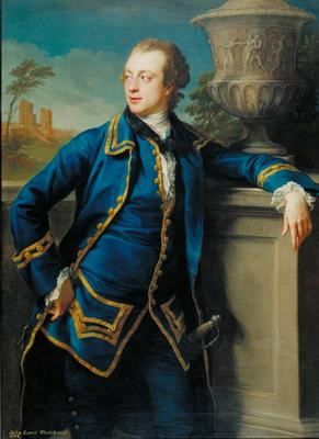 Portrait of John Wodehouse 1764 | Pompeo Girolamo Batoni | oil painting