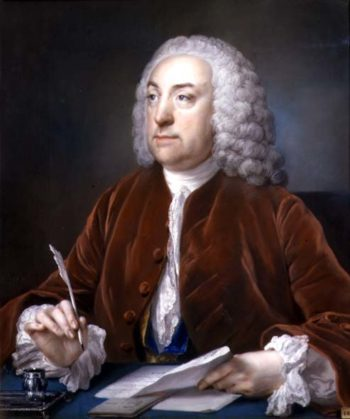 Portrait of Taylor White Treasurer of the Foundling Hospital 1758 | Francis Cotes | oil painting