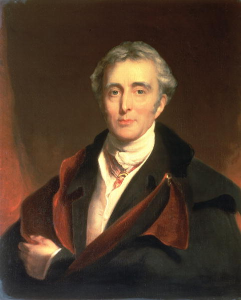 Portrait of the Duke of Wellington | Sir Thomas Lawrence | oil painting