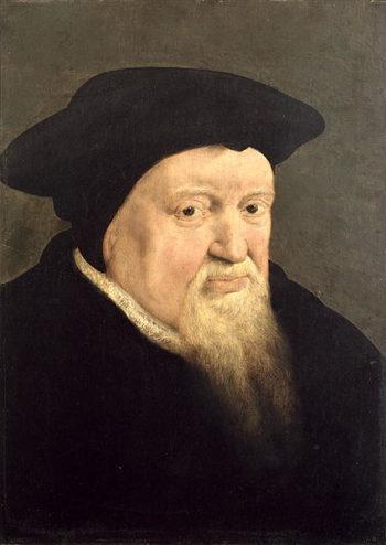 Portrait of Vigilius von Aytta 1566 67 | Frans I Pourbus | oil painting