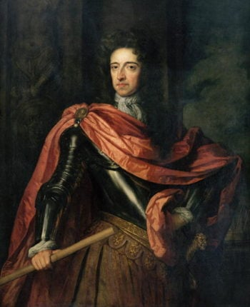 Portrait of William III | Sir Godfrey Kneller | oil painting