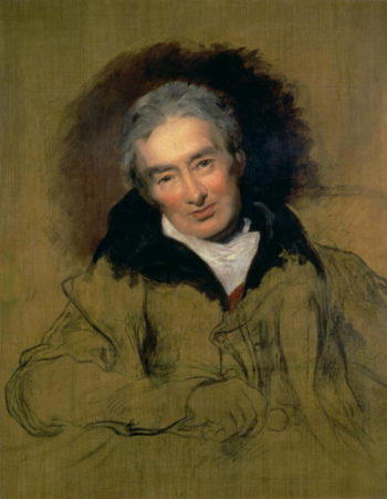 Portrait of William Wilberforce | Sir Thomas Lawrence | oil painting
